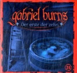 Gabriel Burns 24. Der erste der zehn