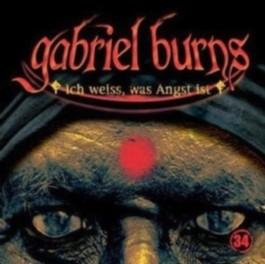 Gabriel Burns - CD / Ich weiss, was Angst ist