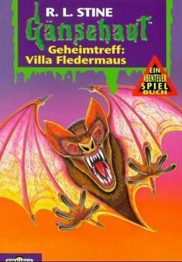 Gänsehaut, Ein Abenteuer-Spielbuch. Tl.3
