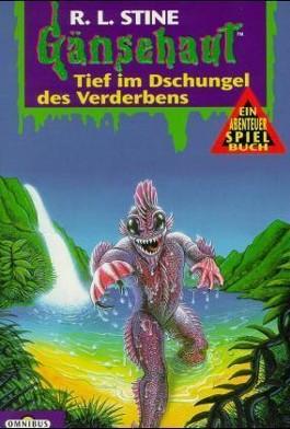 Gänsehaut, Ein Abenteuer-Spielbuch. Tl.4