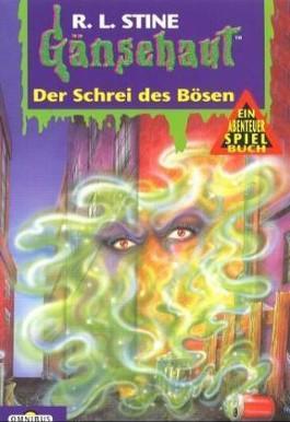 Gänsehaut, Ein Abenteuer-Spielbuch. Tl.7