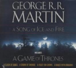 Game of Thrones 5-copy Box