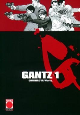 Gantz, Band 1