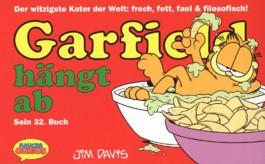 Garfield hängt ab