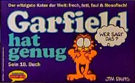 Garfield hat genug