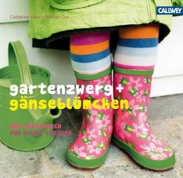Gartenzwerg + Gänseblümchen