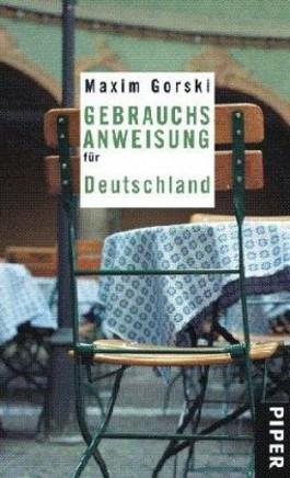 Gebrauchsanweisung für Deutschland