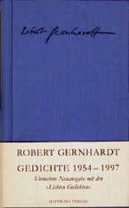 Gedichte 1954-1997