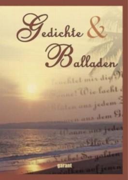 Gedichte & Balladen