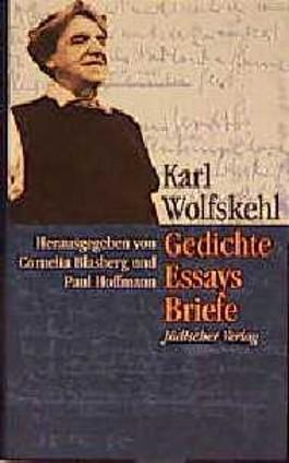Gedichte, Essays, Briefe