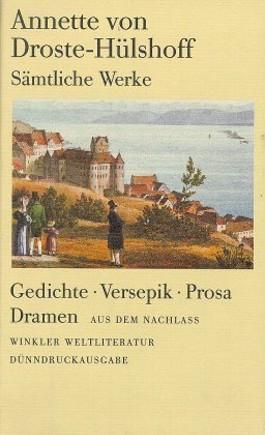 Gedichte, Versepik, Prosa, Dramen, Libretti, Übersetzungen