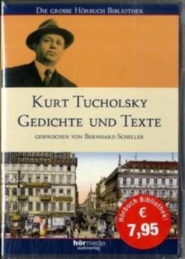 Gedichte und Texte, 1 Audio-CD