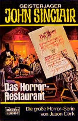 Geisterjäger John Sinclair, Das Horror-Restaurant