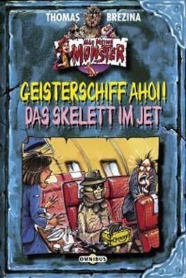 Alle meine Monster: Geisterschiff ahoi!. Das Skelett im Jet