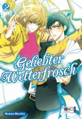 Geliebter Wetterfrosch 02