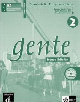 Gente - Neubearbeitung / Lehrbuch + CD