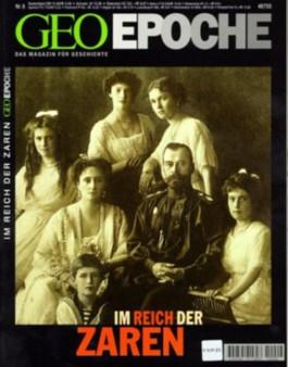 GEO Epoche / Das Reich der Zaren