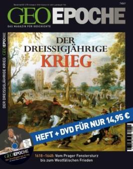 Geo Epoche (mit DVD) / Der Dreißigjährige Krieg