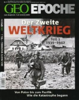 Geo Epoche (mit DVD) / GEO Epoche mit DVD 43/2010