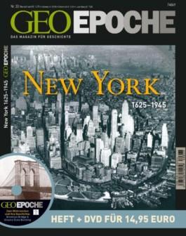 Geo Epoche (mit DVD) / New York