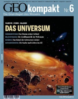 Geo kompakt / Das Universum