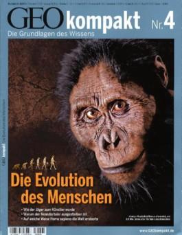 Geo kompakt / Die Evolution des Menschen