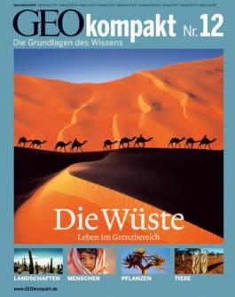 Geo kompakt / Die Wüste