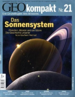 GEO kompakt / Geo kompakt 21/2009 Sonnensystem