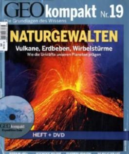 Geo kompakt / Naturgewalten. Vulkane, Erdbeben, Wirbelstürme.