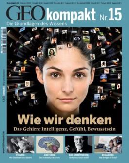 Geo kompakt / Wie wir denken