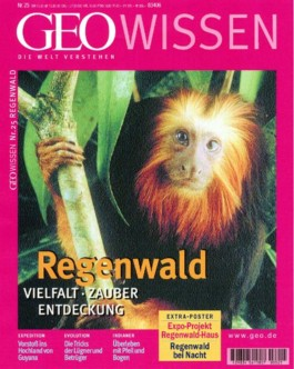GEO Wissen / Regenwald