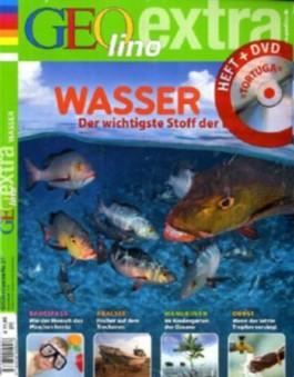 GEOlino Extra 27/2011 mit DVD Thema: Wasser Film: Tortuga