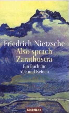 Gesammelte Werke. 10 Bände im Schuber / Also sprach Zarathustra