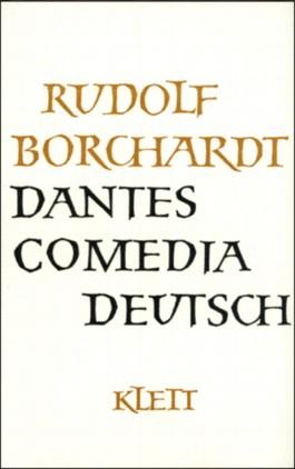 Gesammelte Werke in Einzelbänden / Dantes Comedia