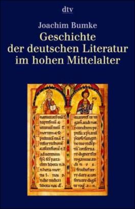 Geschichte der deutschen Literatur im Mittelalter