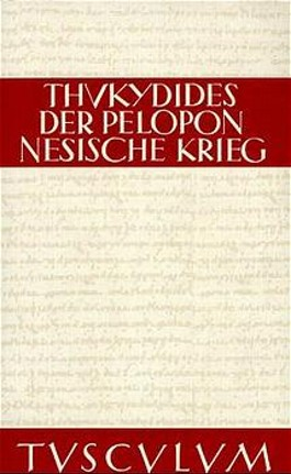 Geschichte des Peloponnesischen Krieges, in 2 Bdn.