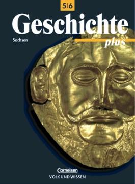 Geschichte plus, Lehrbuch, Ausgabe Sachsen