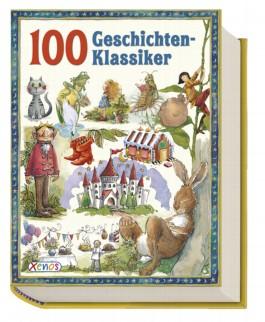 Geschichtenschatz, 100 Geschichten-Klassiker