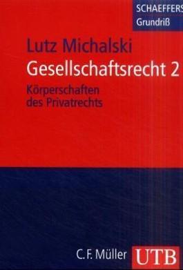 Gesellschaftsrecht 2