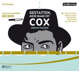 Gestatten, mein Name ist Cox: Mord ist strafbar