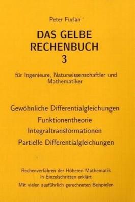Gewöhnliche Differentialgleichungen, Funktionentheorie, Integraltransformationen, Partielle Differentialgleichungen