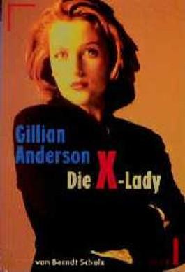 Gillian Anderson, Die X-Lady