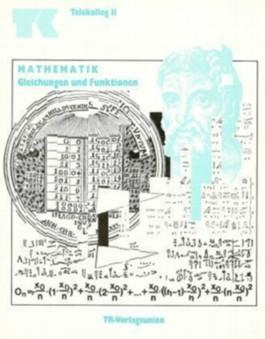 Gleichungen und Funktionen