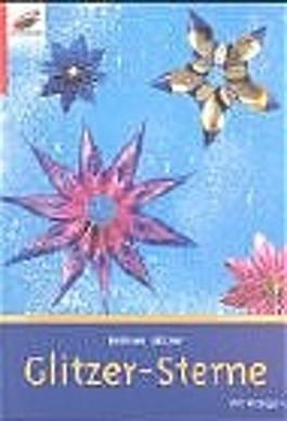 Glitzer-Sterne