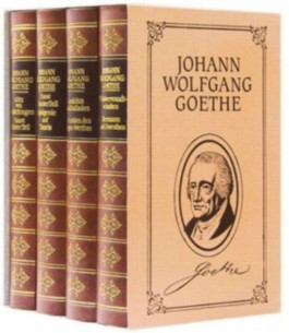 Goethe, 4 Bde.
