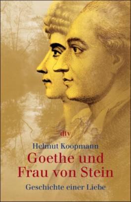 Goethe und Frau von Stein