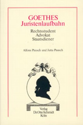 Goethes Juristenlaufbahn