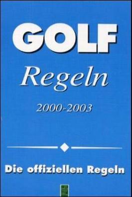 Golf-Regeln 2000-2003