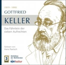 Gottfried Keller - Das Fähnlein der sieben Aufrechten