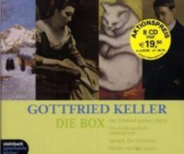 Gottfried Keller - Die Box